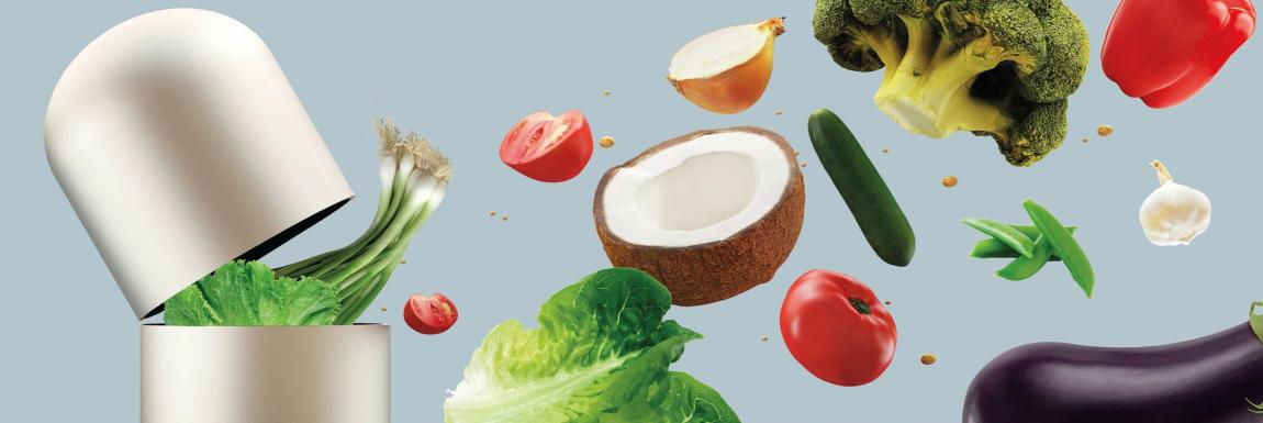 Van ziek naar gezond eten